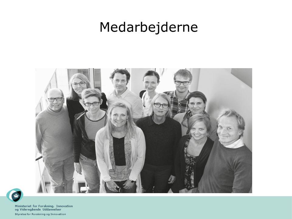 Medarbejderne Et billede af næsten alle medarbejderne i EuroCenter – fanget på en heldig dag.