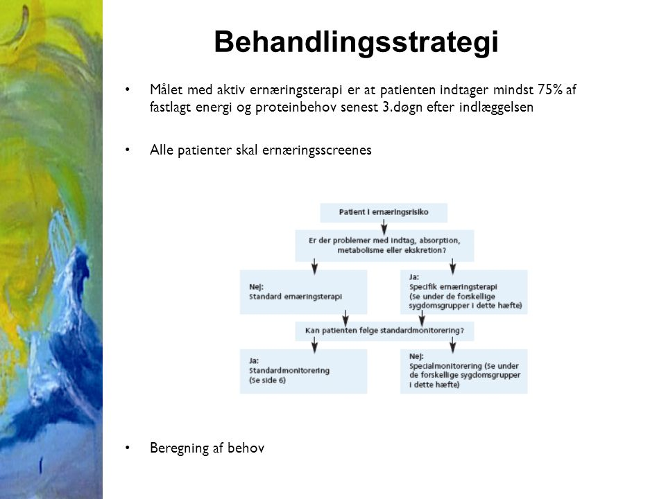 Behandlingsstrategi