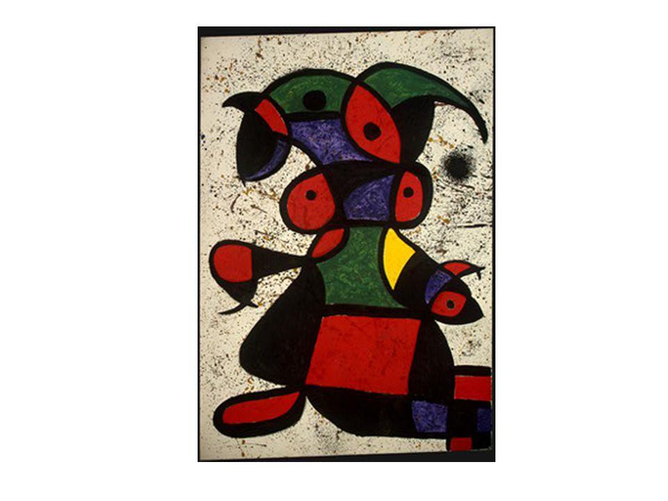 Miro: Woman 1976