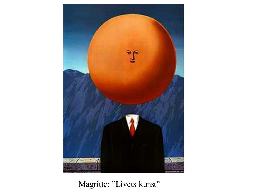 Magritte: Livets kunst