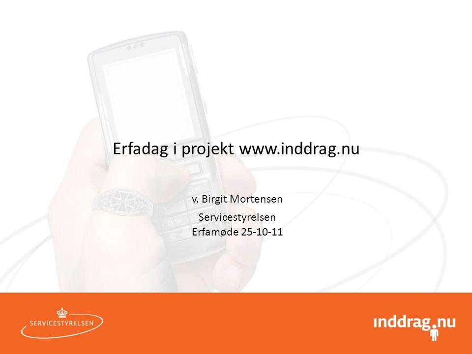Erfadag i projekt www.inddrag.nu
