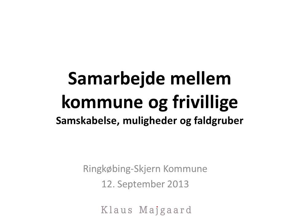 Ringkøbing-Skjern Kommune 12. September 2013