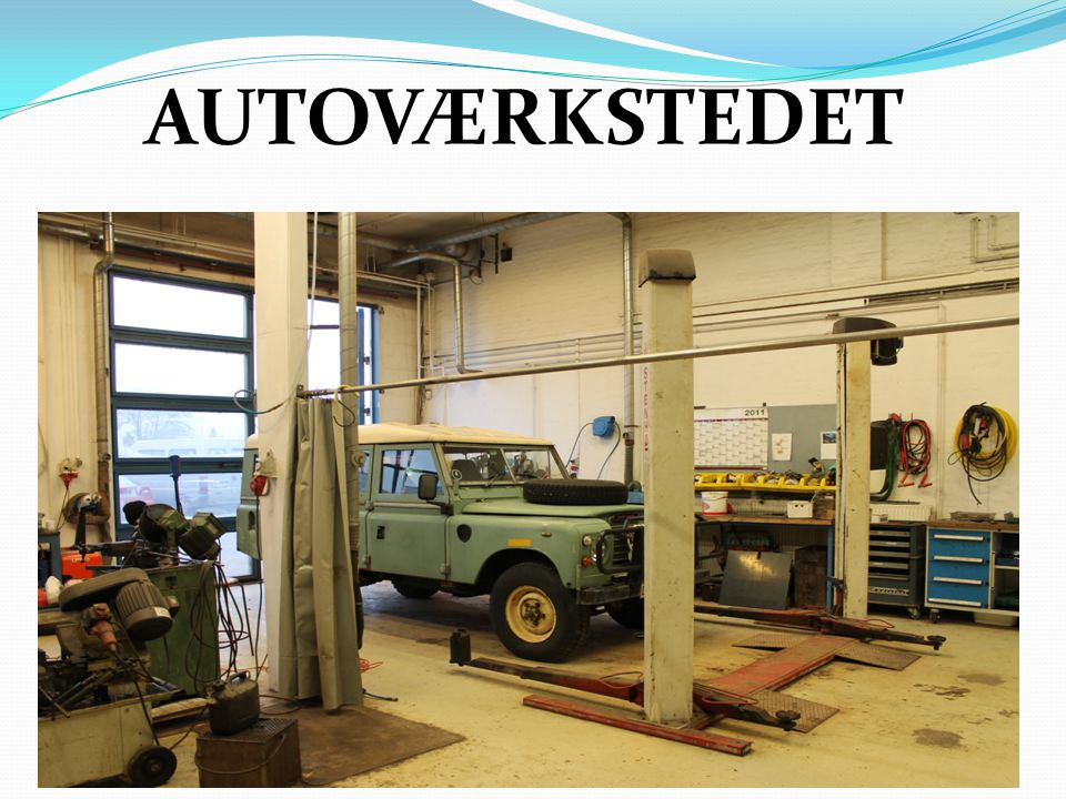 AUTOVÆRKSTEDET