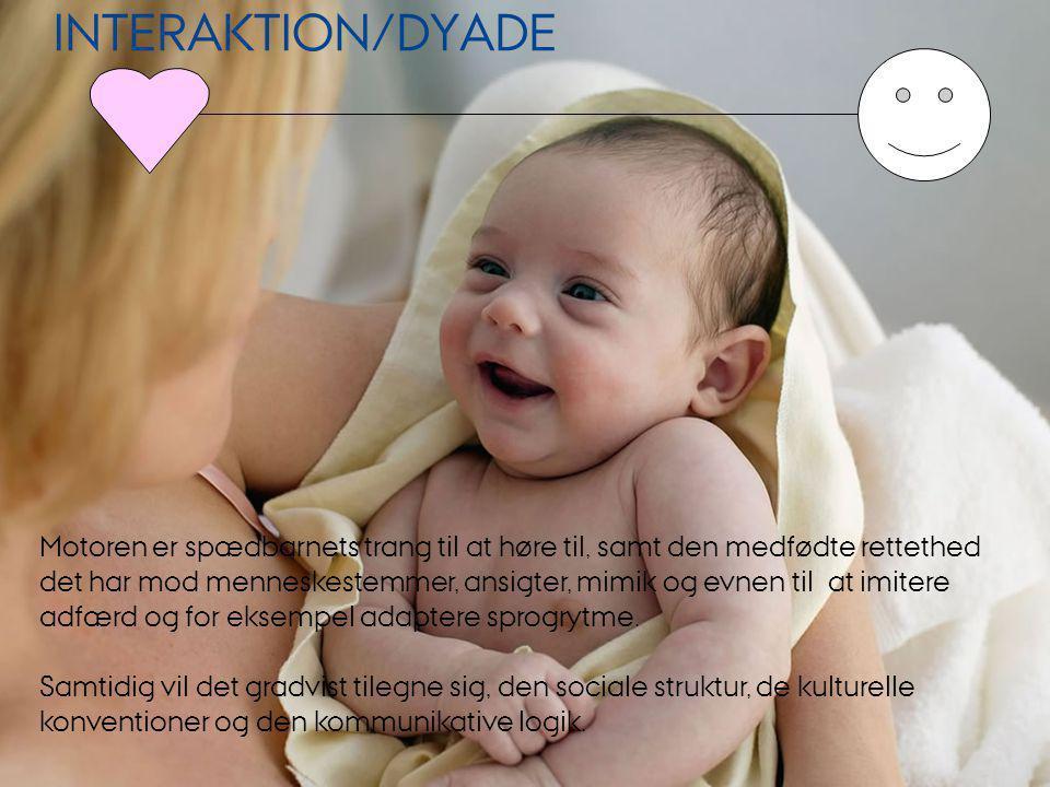 interaktion/dyade