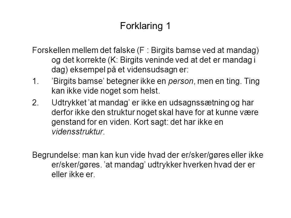 Forklaring 1