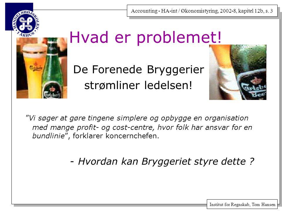 De Forenede Bryggerier