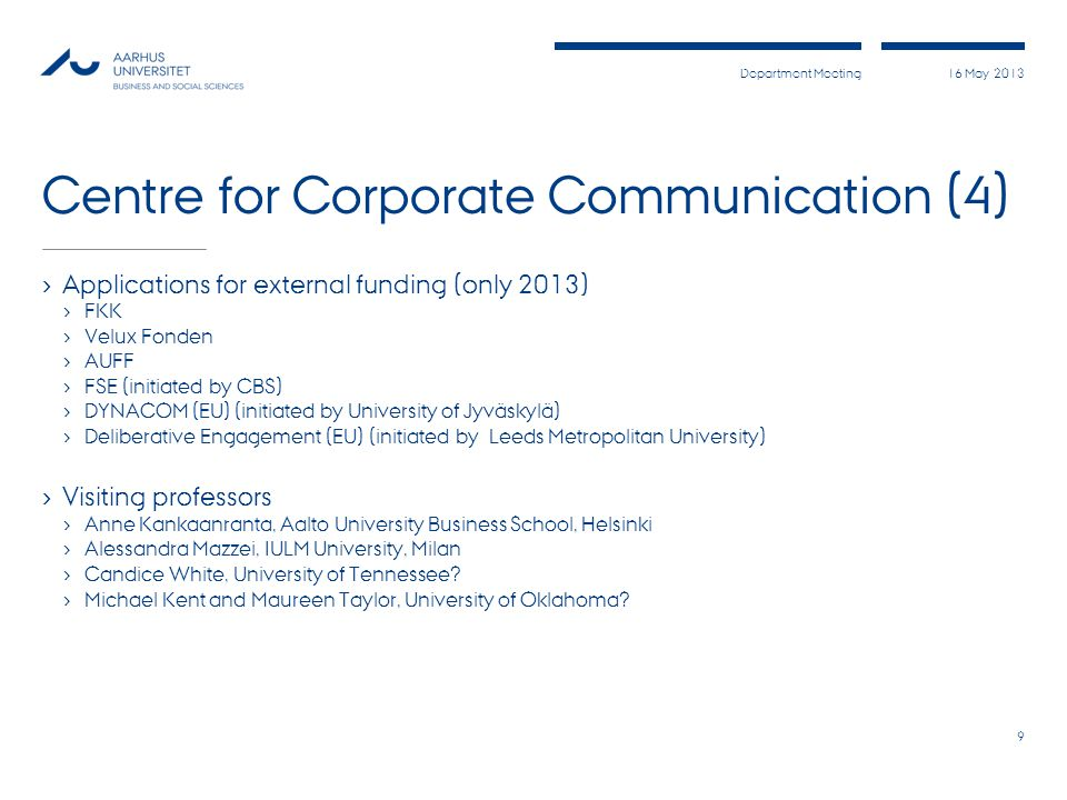Centre for Corporate Communication (4)