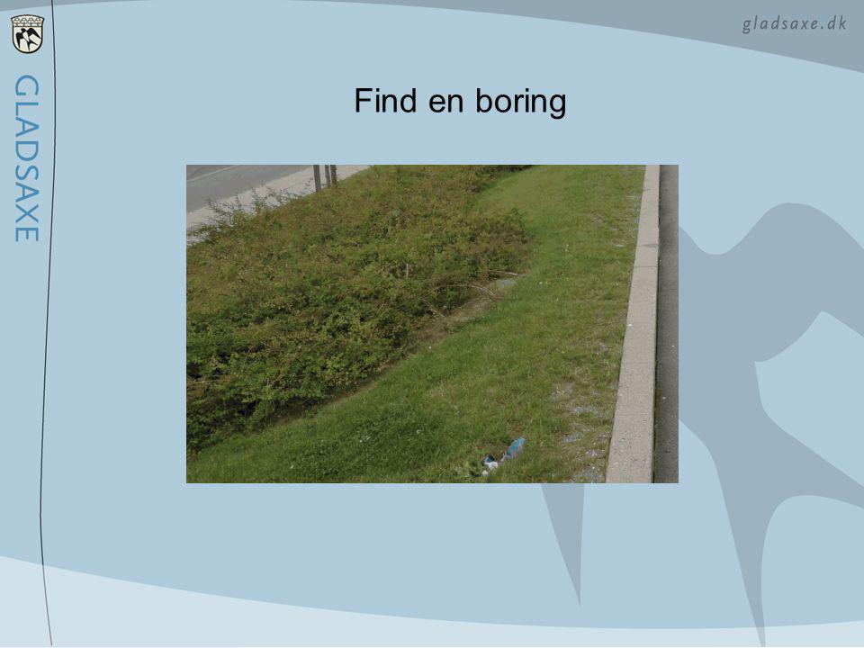 Find en boring
