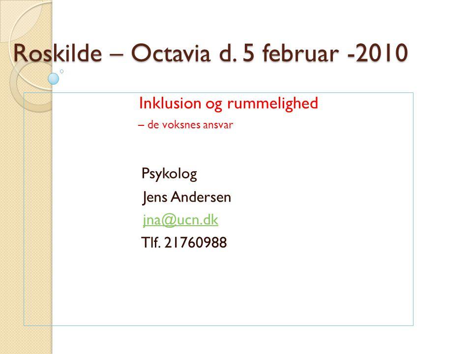 Roskilde – Octavia d. 5 februar -2010