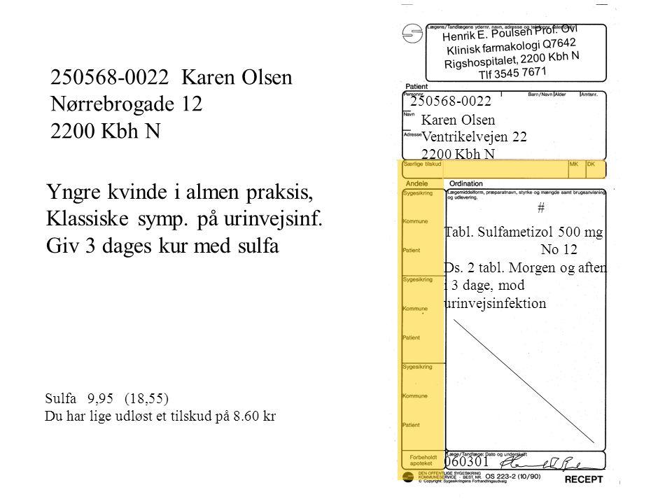 Henrik E. Poulsen Prof. Ovl