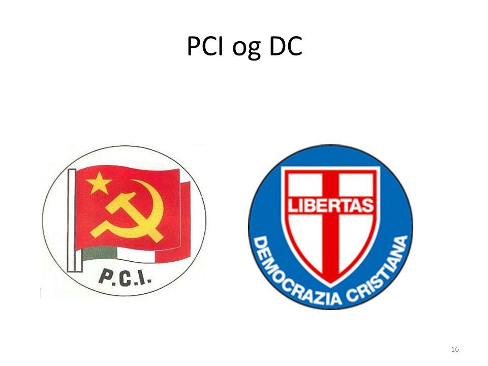PCI og DC
