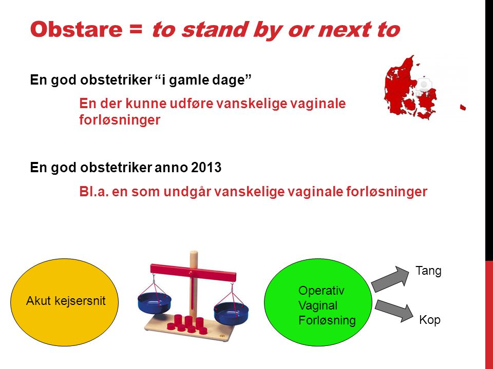 Obstare = to stand by or next to