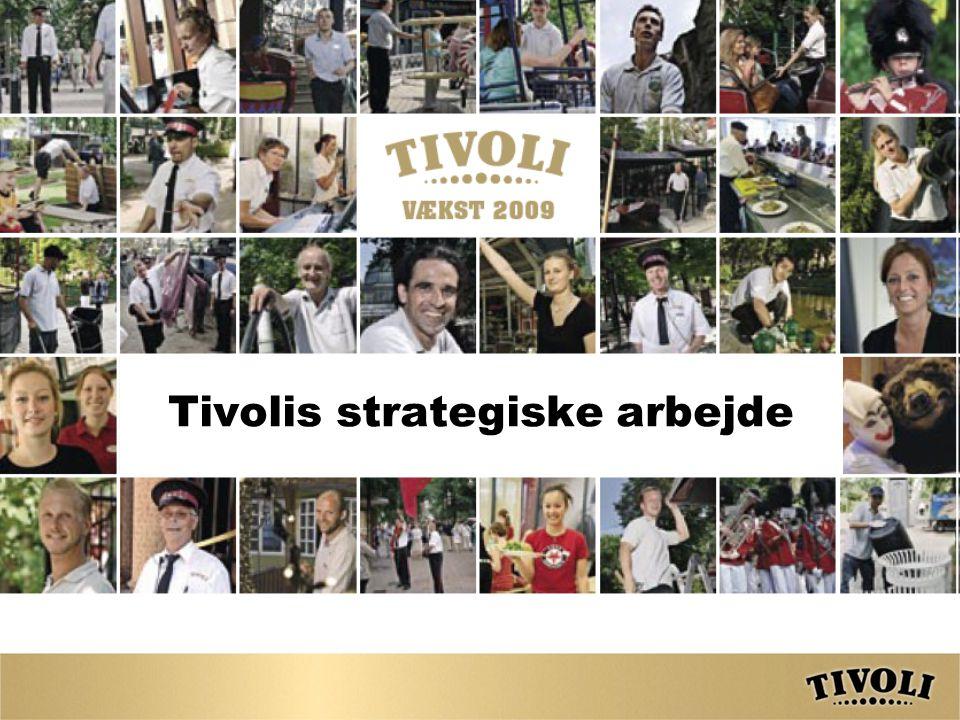 Tivolis strategiske arbejde
