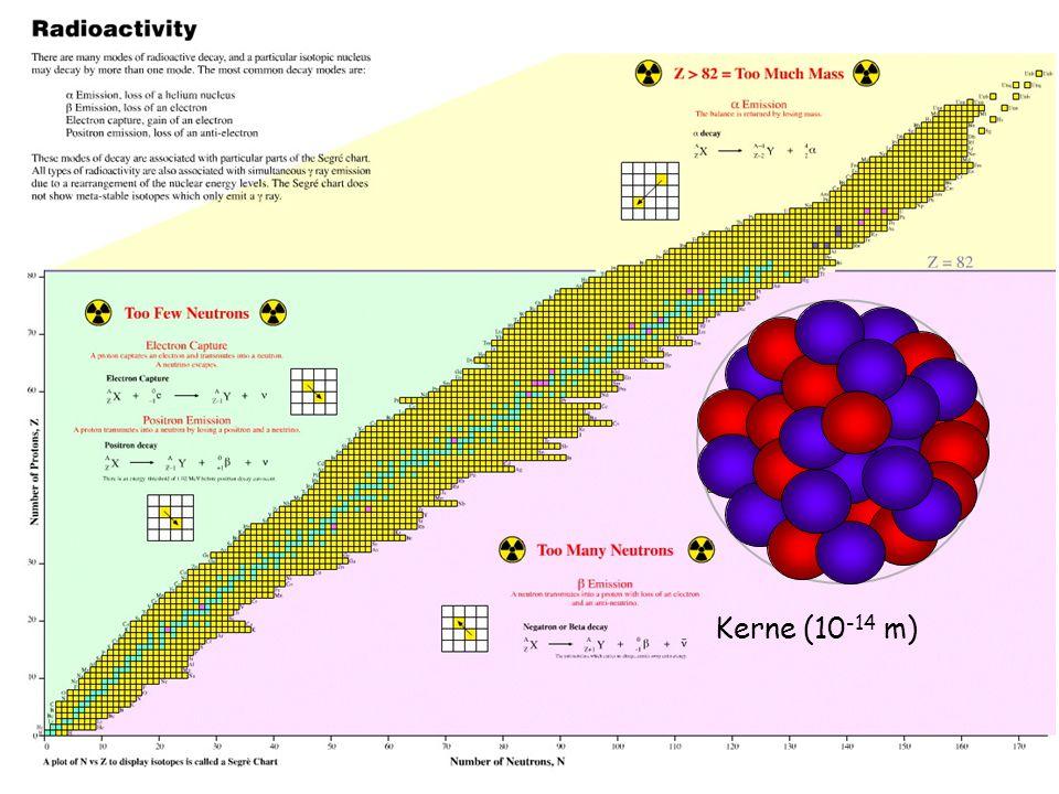 Kerne (10-14 m)