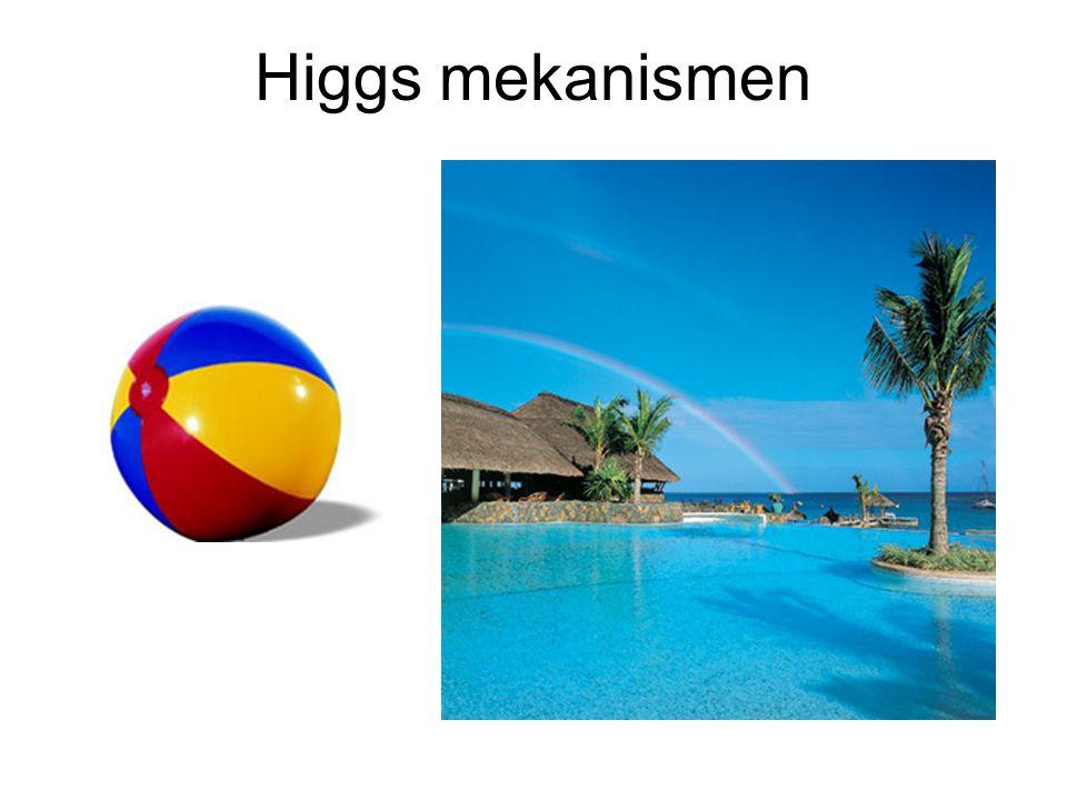 Higgs mekanismen