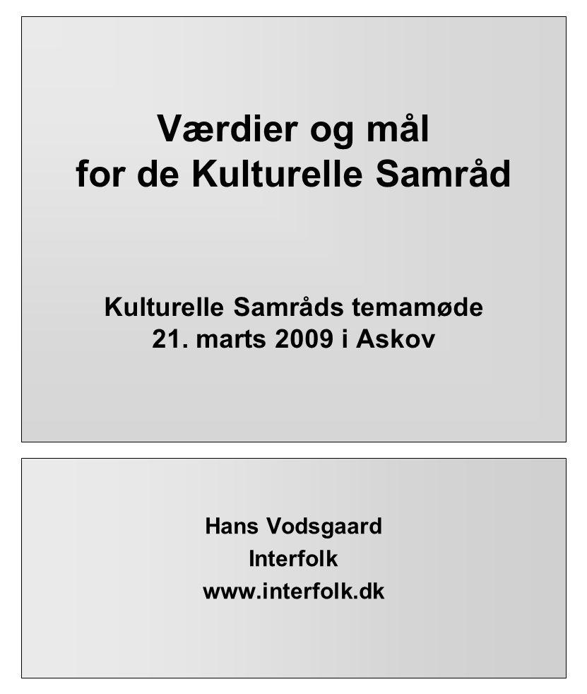 Hans Vodsgaard Interfolk www.interfolk.dk