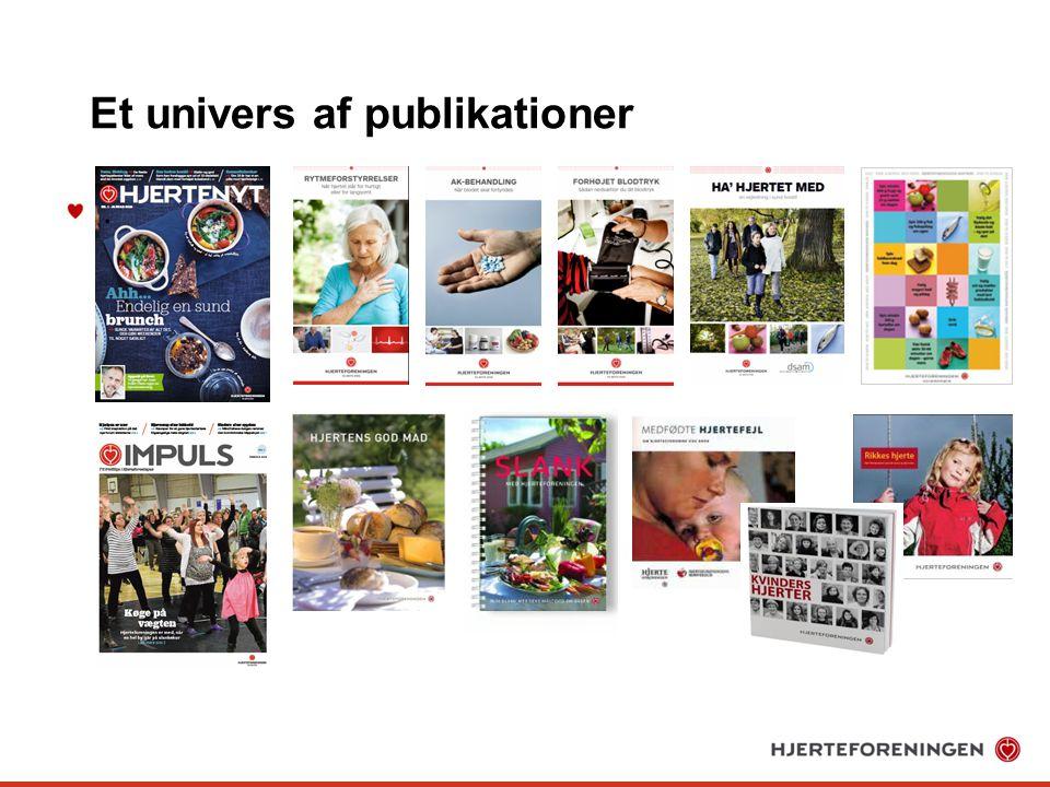 Et univers af publikationer