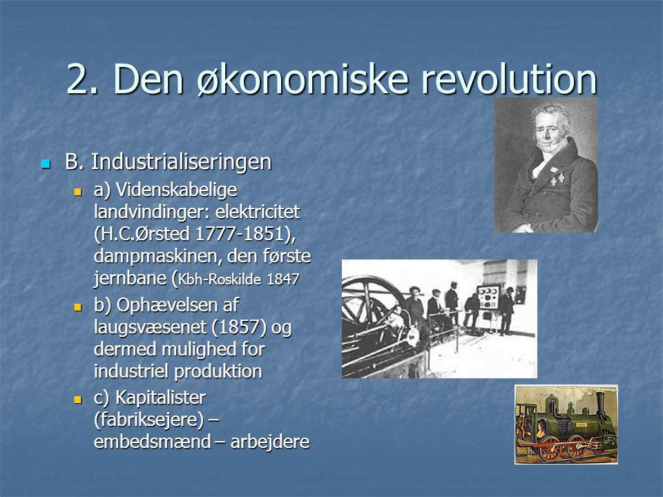 2. Den økonomiske revolution