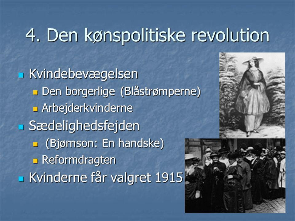 4. Den kønspolitiske revolution
