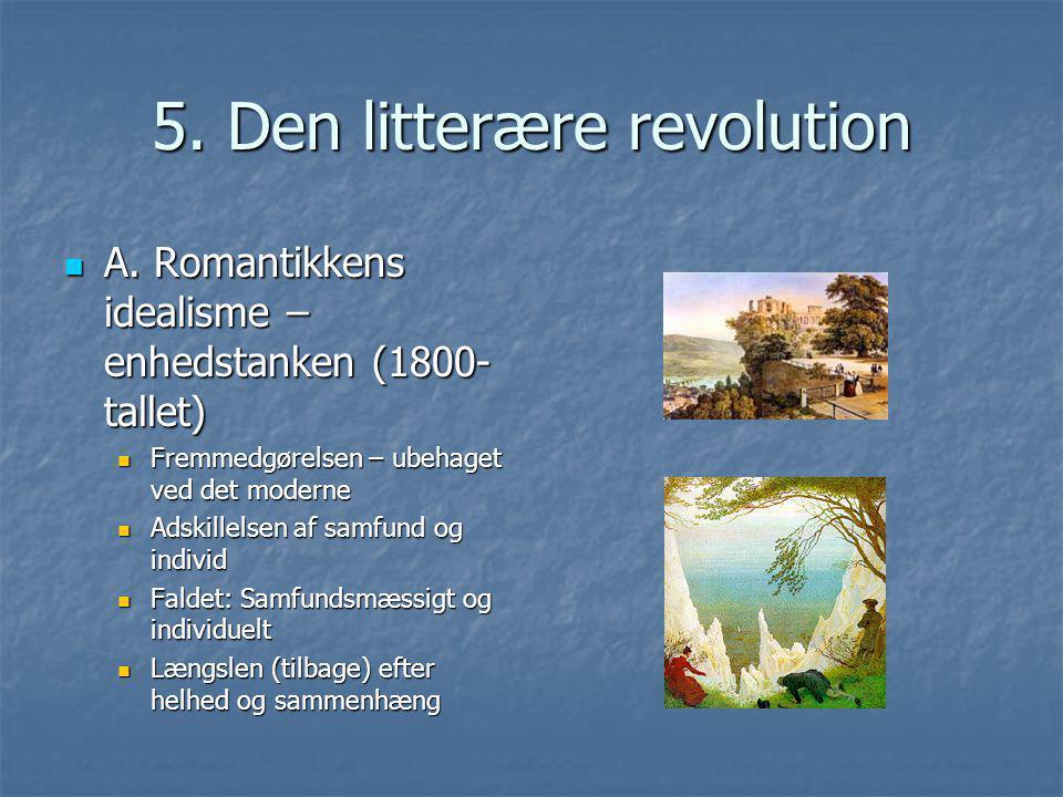 5. Den litterære revolution