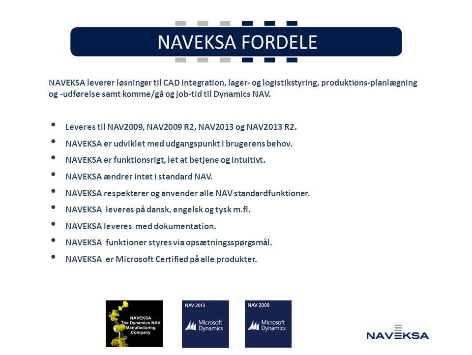 Leveres til NAV2009, NAV2009 R2, NAV2013 og NAV2013 R2.