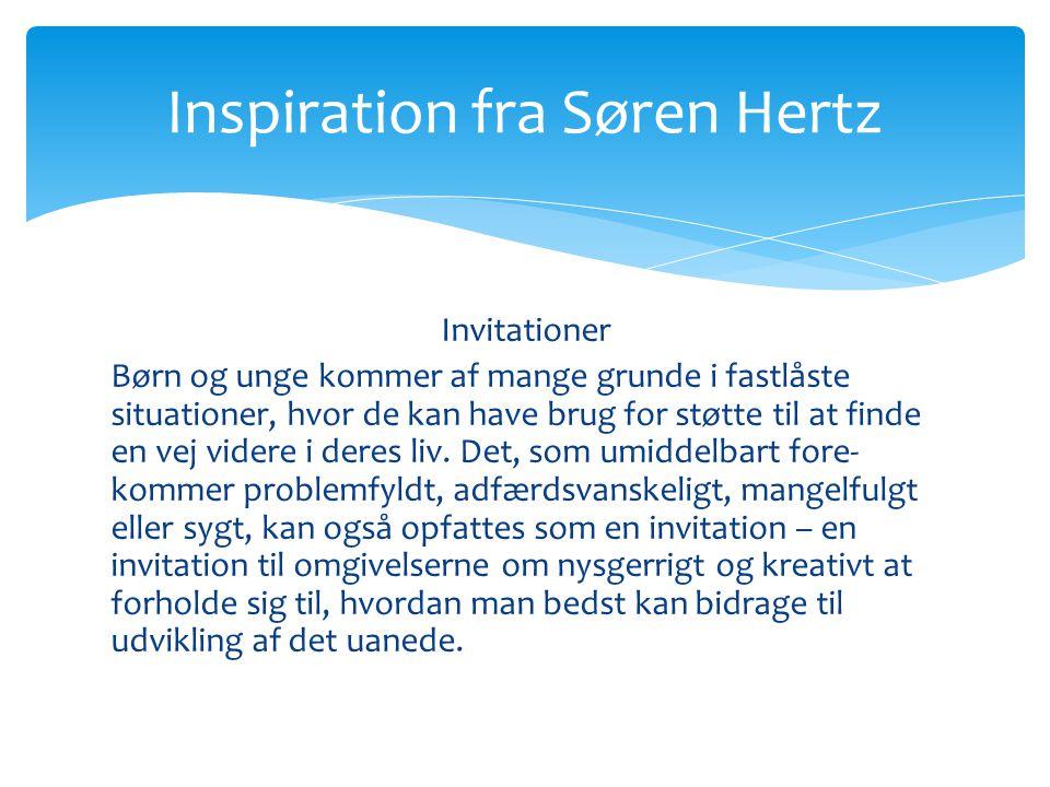 Inspiration fra Søren Hertz