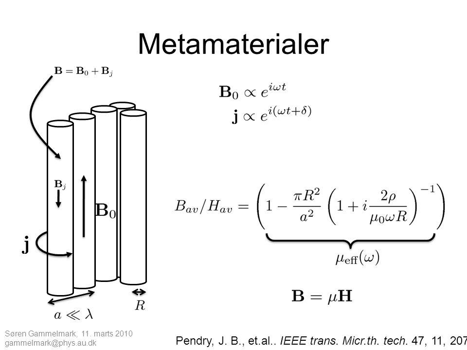 Metamaterialer