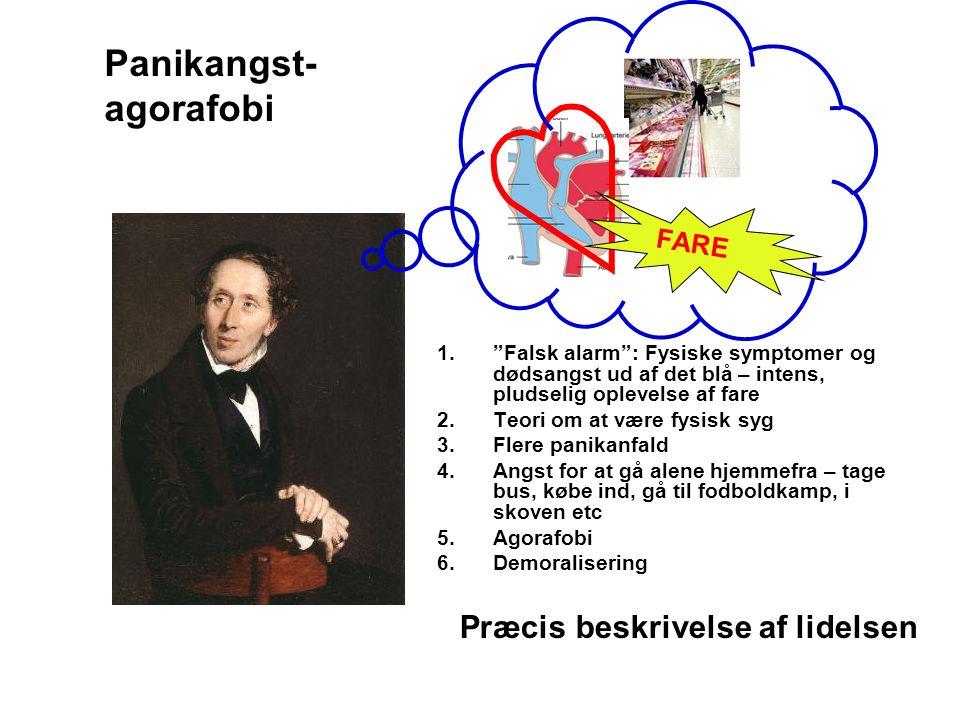 Panikangst-agorafobi