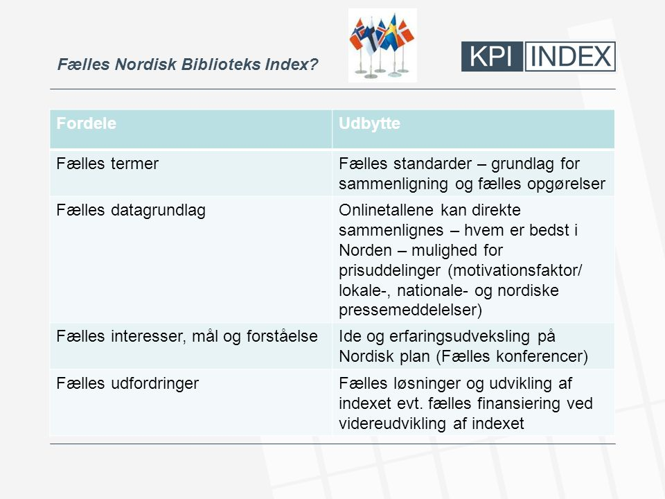 Fælles Nordisk Biblioteks Index