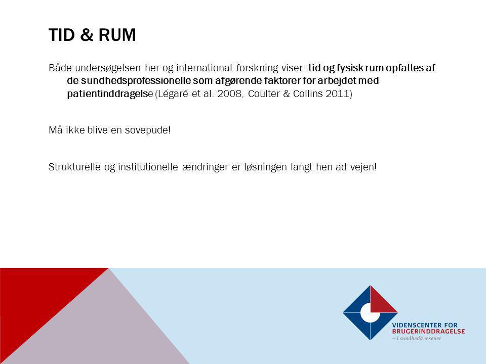 TID & RUM