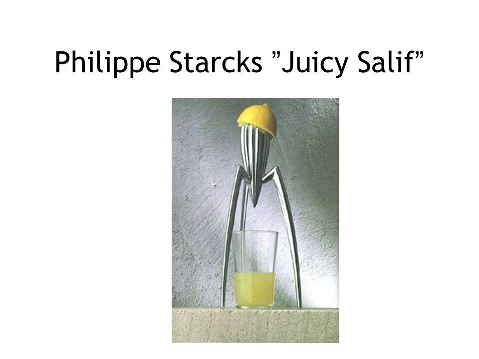 Philippe Starcks Juicy Salif