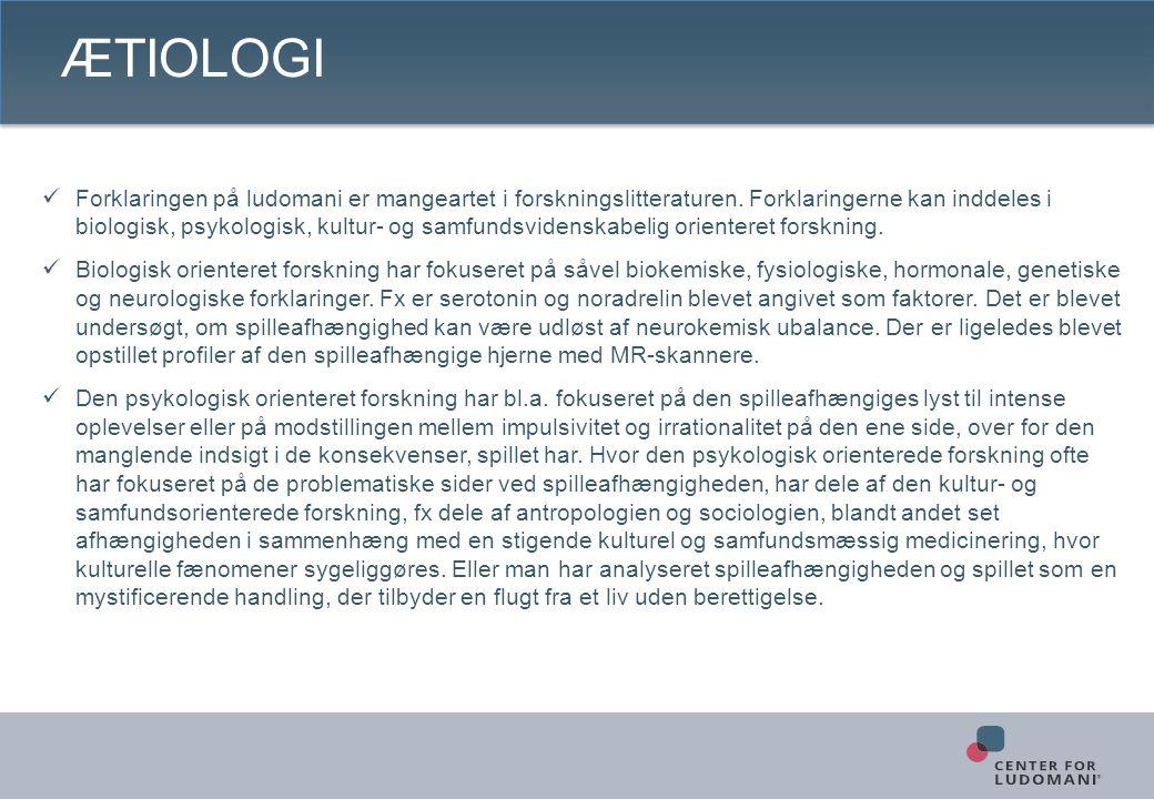 Ætiologi