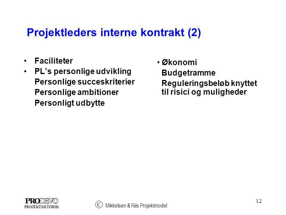 Projektleders interne kontrakt (2)