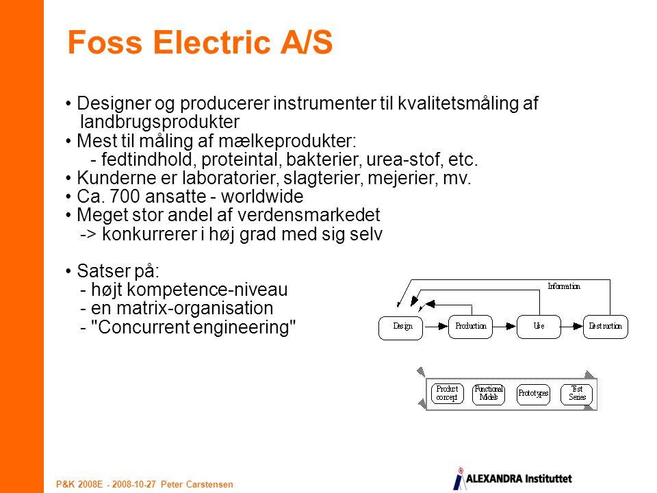 Foss Electric A/S • Designer og producerer instrumenter til kvalitetsmåling af. landbrugsprodukter.