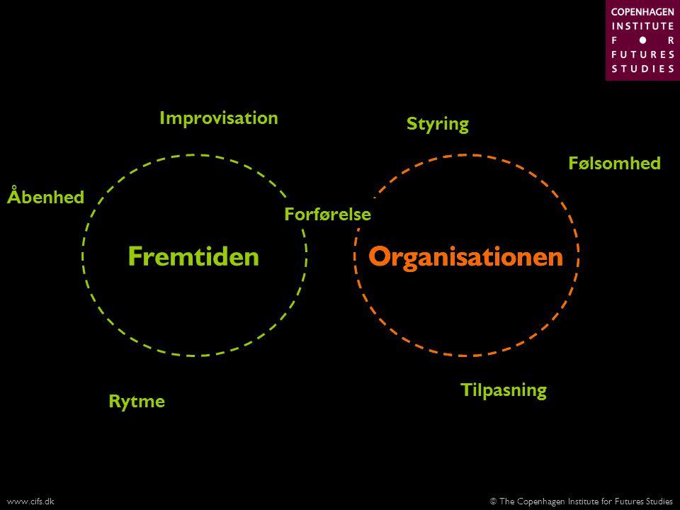 Fremtiden Organisationen Organisationen