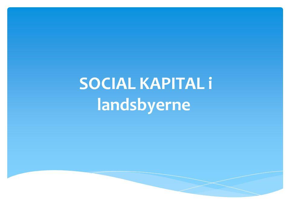 social kapital aalborg kommune
