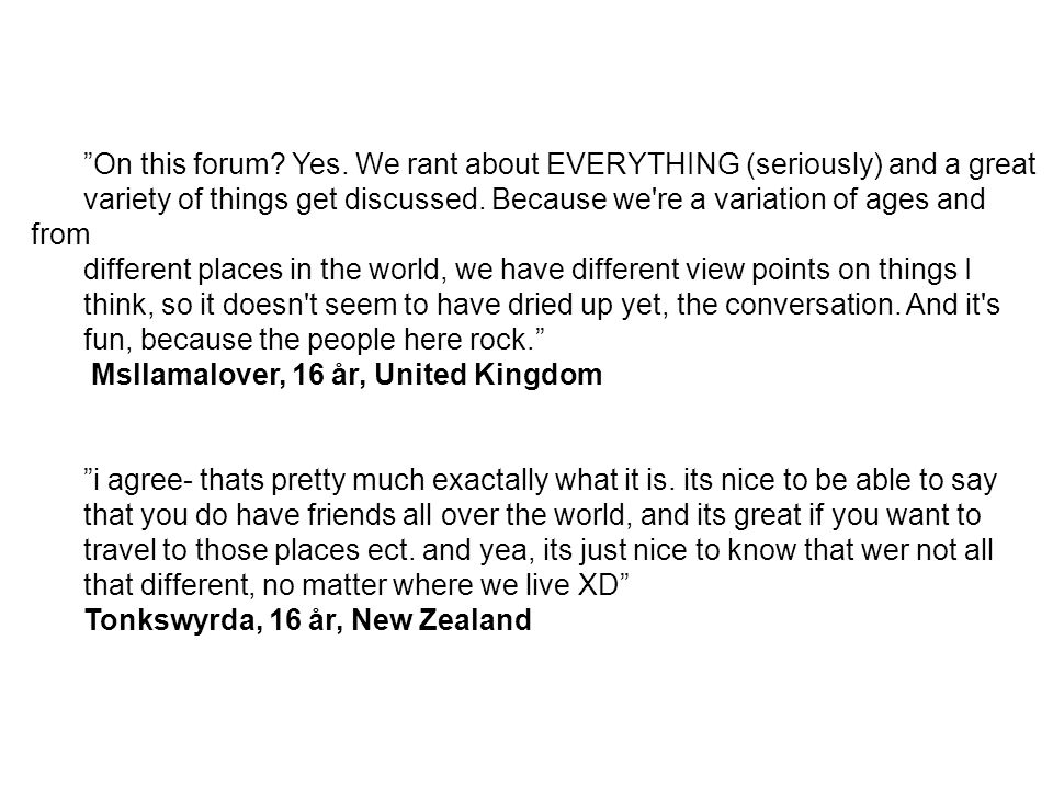 On this forum Yes. We rant about EVERYTHING (seriously) and a great
