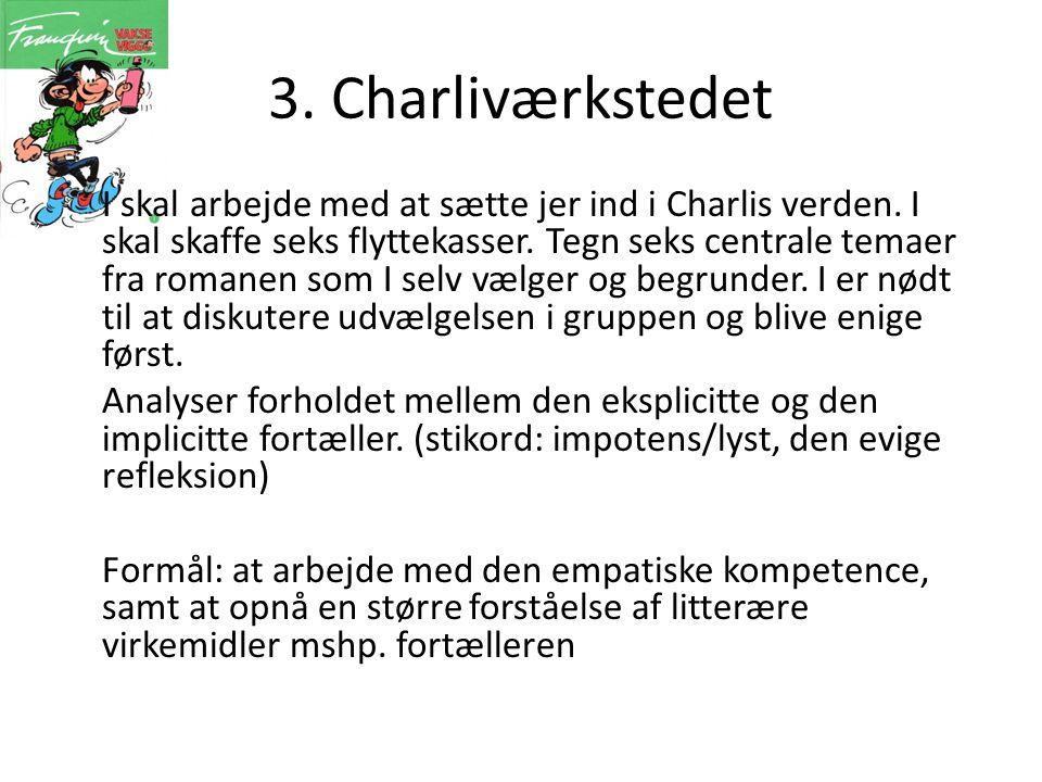 3. Charliværkstedet