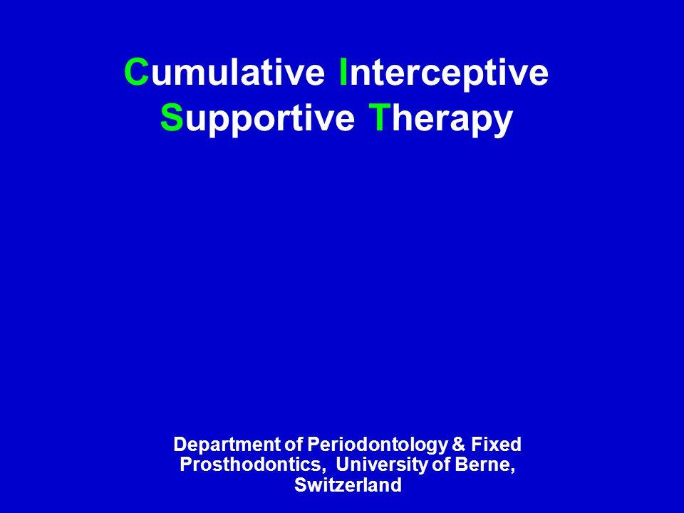 Cumulative Interceptive Supportive Therapy