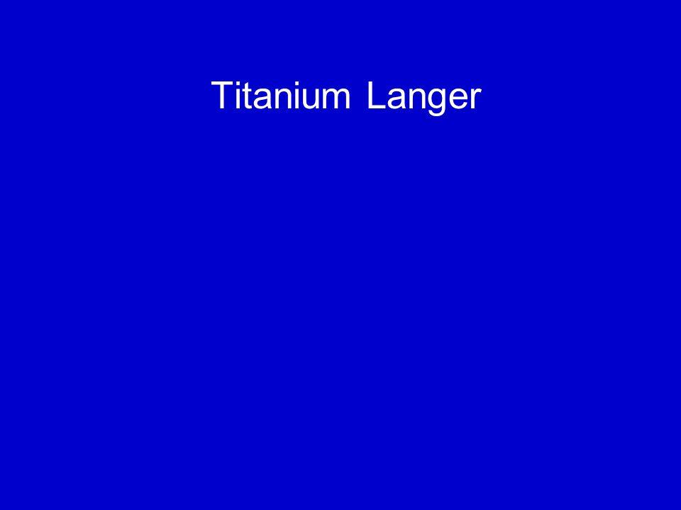 Titanium Langer