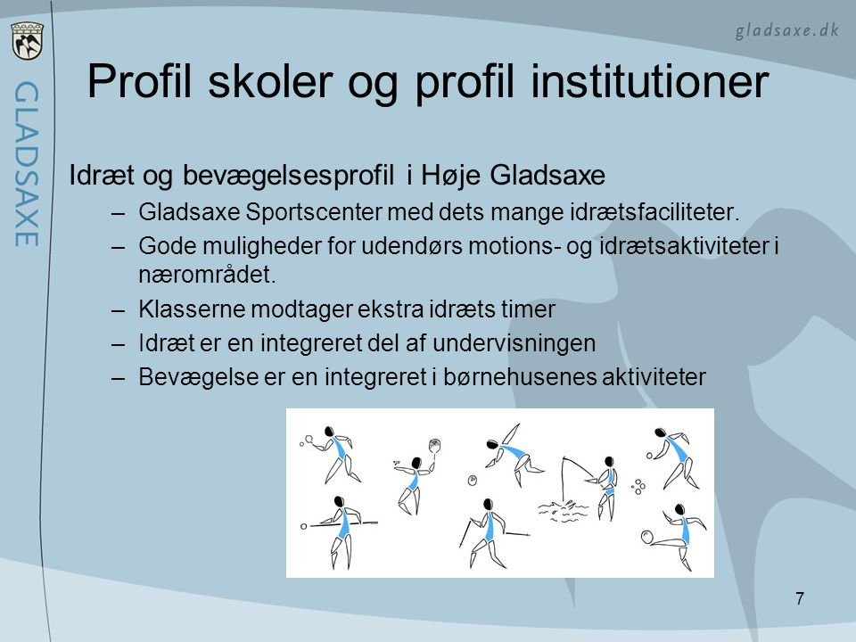 Profil skoler og profil institutioner