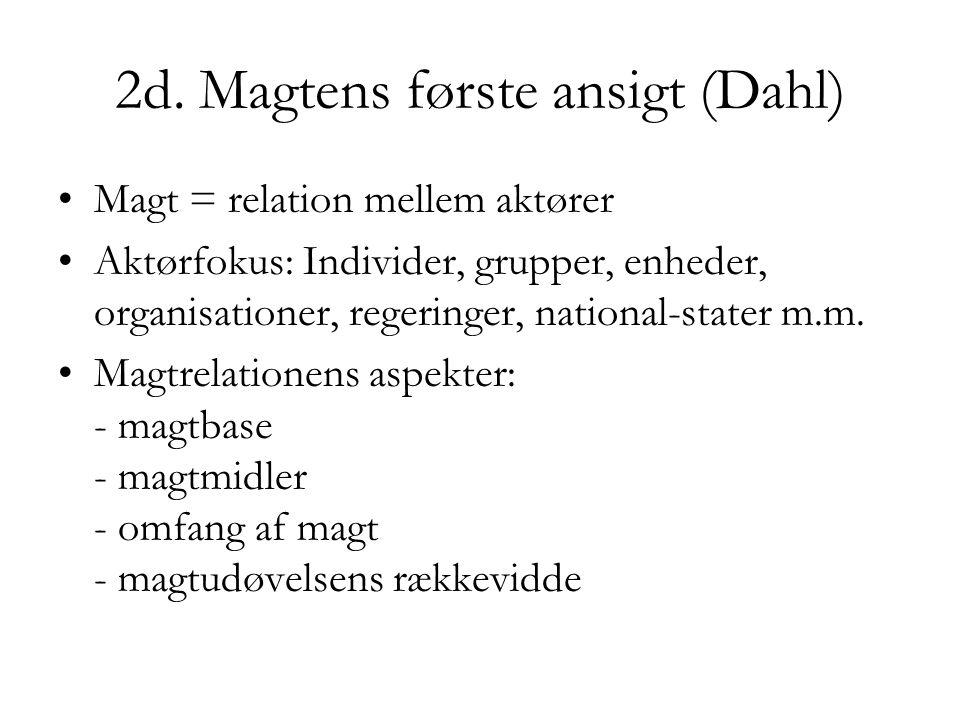 2d. Magtens første ansigt (Dahl)