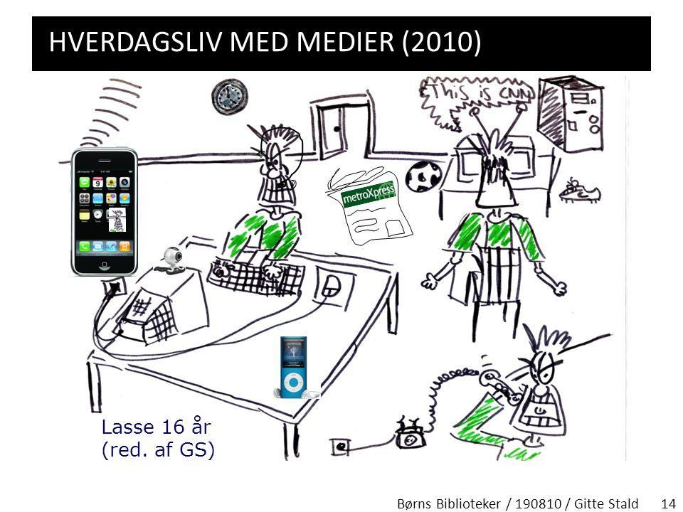 Hverdagsliv med medier (2010)