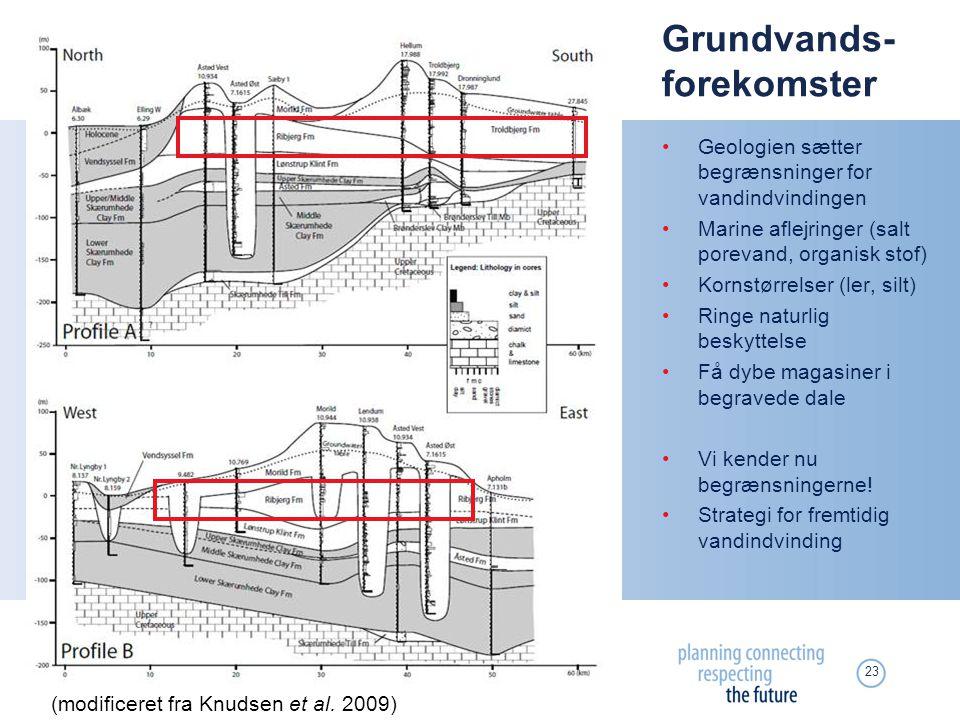 Grundvands-forekomster