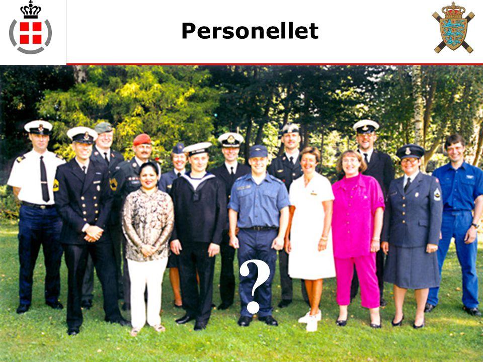 Personellet