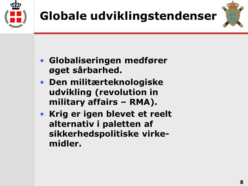 Globale udviklingstendenser