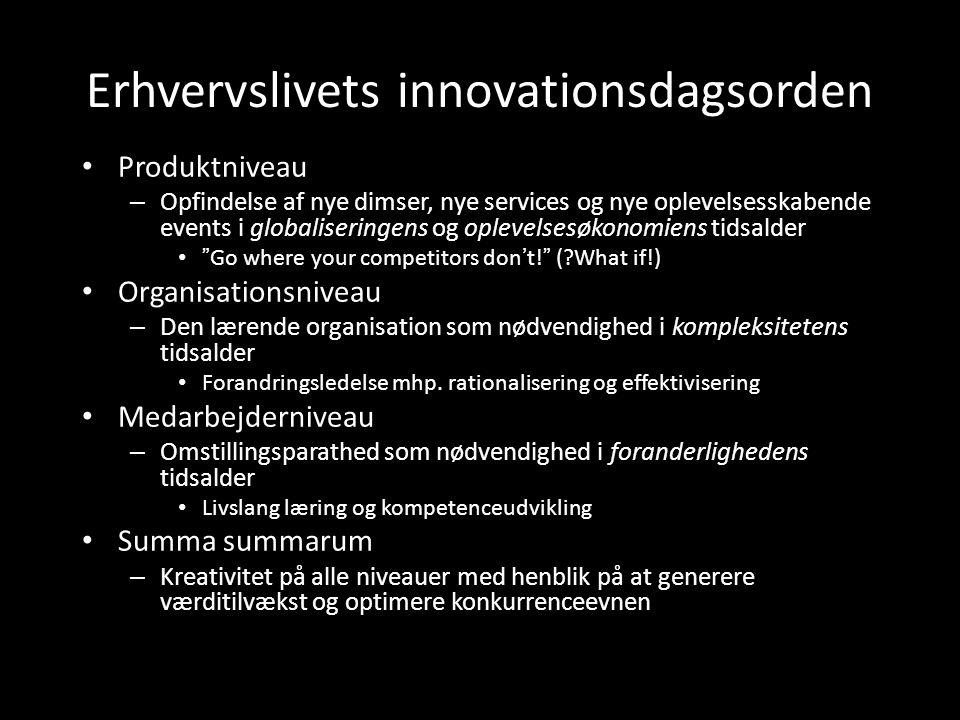 Erhvervslivets innovationsdagsorden
