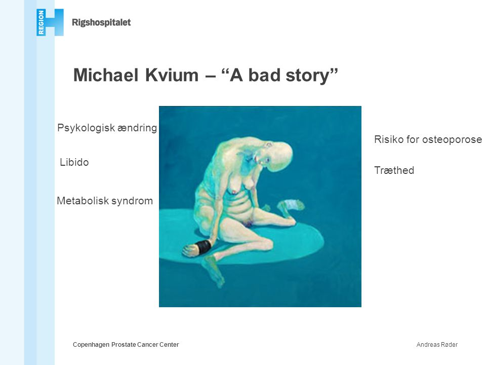 Michael Kvium – A bad story