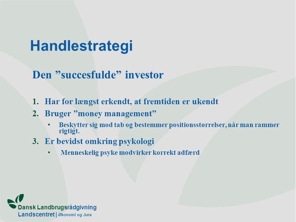 Handlestrategi Den succesfulde investor