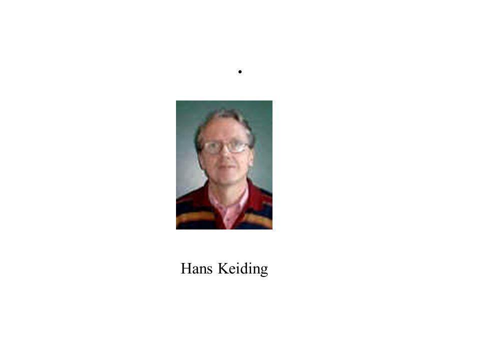 . Hans Keiding